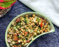 Chatpata Peanut Salad - Peanut Chaat Recipe