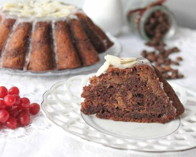 Banana Chocolate And Poppy Seed Cake Recipe