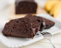 Eggless Ragi Banana Chocolate Cake Recipe-Vegan Options