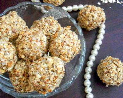 No Bake Oats Energy Bites Recipe