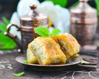 Baklava Recipe - Turkish Traditional Sweet