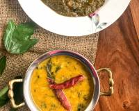 Gongura Pappu Recipe - Gongura/ Sorrel Leaves Dal