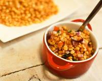Chatpati Chana Dal Chaat Recipe