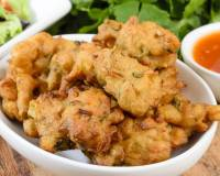 Vegetable Dal Pakora Recipe - Dal Bhajiya