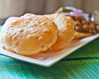 Bhatura Recipe (Fried Puffed Yogurt Bread)