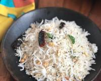 Homemade Thengai Sevai Recipe - Coconut Idiyappam Recipe