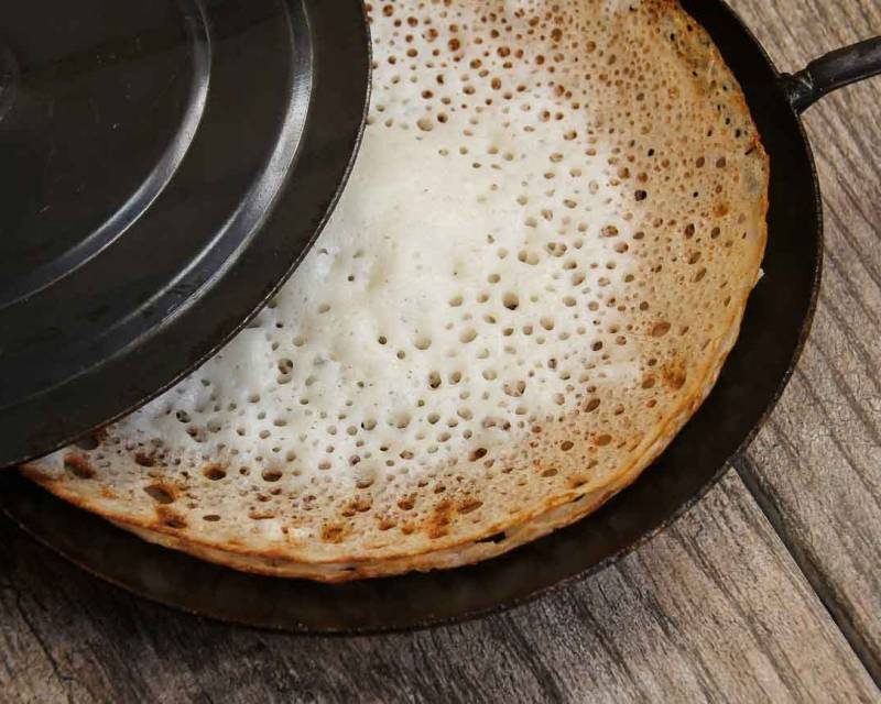 Kerala Style Appam Recipe Without Yeast