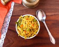 Vegetable Semiya Upma Recipe
