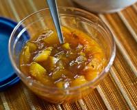 Sweet and Spicy Raw Mango Chutney Recipe