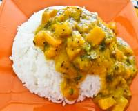Yellow Pumpkin Dal Recipe