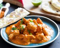 Butter Chicken Recipe - The Classic Indian Chicken Gravy