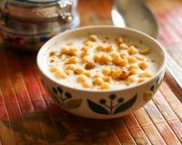 Boondi Raita Recipe Spiced With Black Salt