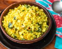 Lemon Rice Recipe - Elumichai Sadam/Chitranna