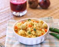 Mixed Vegetable Pulao Recipe