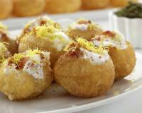 Dahi Batata Puri Chaat Recipe -Classic Indian Tea Time Snack