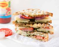 Spicy Potato Chutney Sandwich Recipe