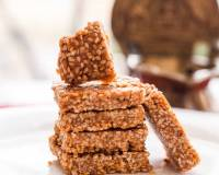 Til Chikki Recipe - Healthy Sesame Bars