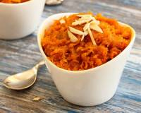 Papaya and Carrot Halwa Recipe