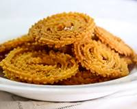 Mullu Murukku Recipe - Chakli Recipe - South Indian Snack