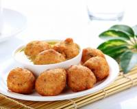 Mysore Bonda Recipe (Healthy Pan Fried Recipe)