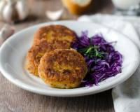 Tofu and Chickpea Patty Recipe (Cutlets)