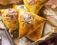 Moong Dal Mini Samosas - Delicious Tea Time Snack
