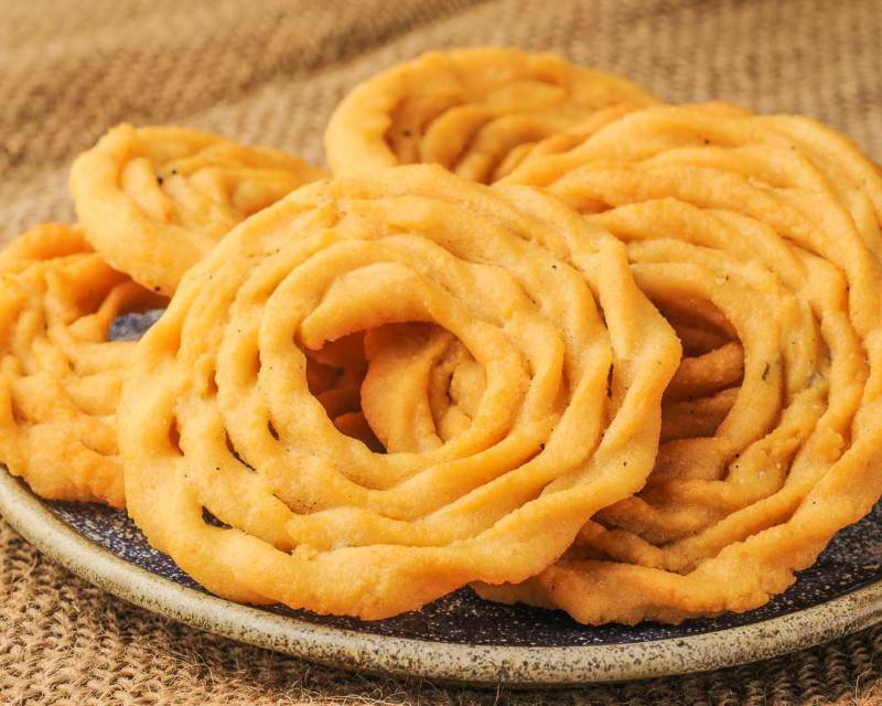 Kai Murukku Recipe - South Indian Diwali Snack