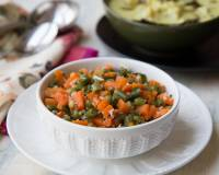 Carrot And Beans Poriyal Recipe