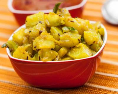 Chow Chow Curry Recipe - Chayote Squash Stir Fry