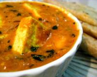 पनीर मखनी - Paneer Makhani (Recipe In Hindi)