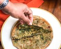 Bathua Aloo Paratha Recipe