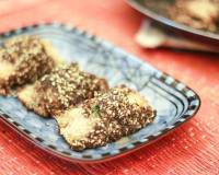 Millet Cottage Cheese Fritters Recipe-Flavored With  Za'atar,