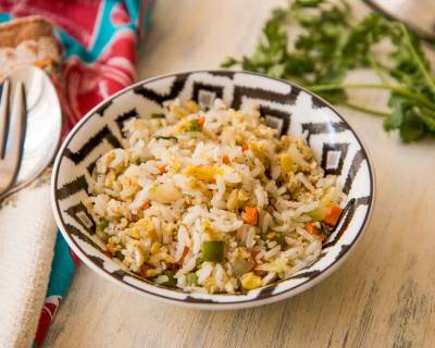 Chinese Egg Fried Rice Recipe With Oats