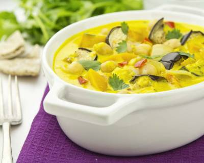 Malaysian Vegetable Curry Recipe