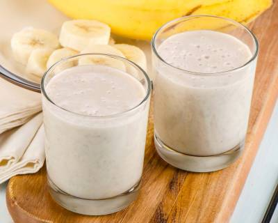 Banana Date Smoothie Recipe