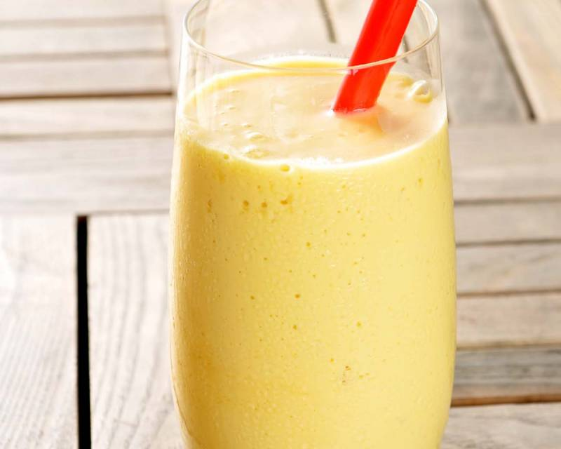 Banana And Mango Smoothie Recipe