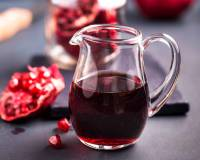 Homemade Pomegranate Juice with Ginger Recipe