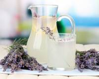 Lavender Lemonade Cooler Recipe