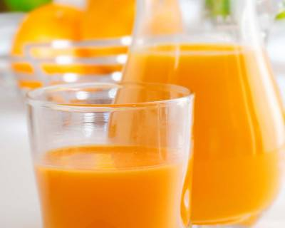 Mixed Fruit And Vegetable Juice Recipe