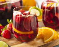 Red Wine Sangria Cocktail Recipe