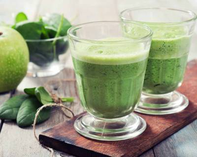 Spinach, Apple and Carrot Smoothie Recipe