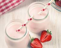 Quick Strawberry Yogurt Smoothie Recipe