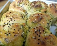 Fennel Pesto Pull-Apart Bread Recipe