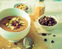 Chocolate Chip Oat Bran Cereal Recipe With Fruits & Nuts