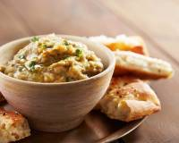 Baba Ganoush Recipe (Roasted Eggplant Middle Eastern Dip)