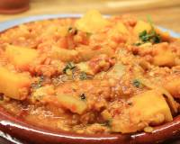 Vegetarian Pumpkin Tagine Recipe