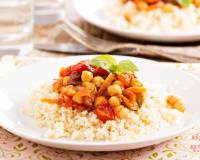 Moroccan Style Vegetable Stew Recipe