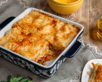 Roasted Vegetable Lasagna Recipe