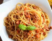 The Best Spicy Spaghetti Bolognese Recipe