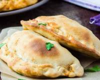 Calzone/ Pocket Pizza/ Mc Puffs Recipe (With Baked Option)